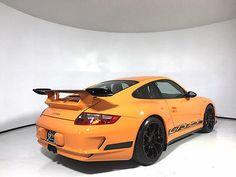 Used Porsche Gt3
