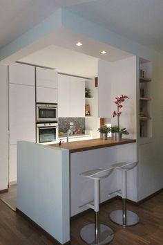Antes e depois: a cozinha que transformou a casa toda!