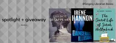 Giveaway at Singing Librarian Books: October Revell Spotlight #BookGiveaway