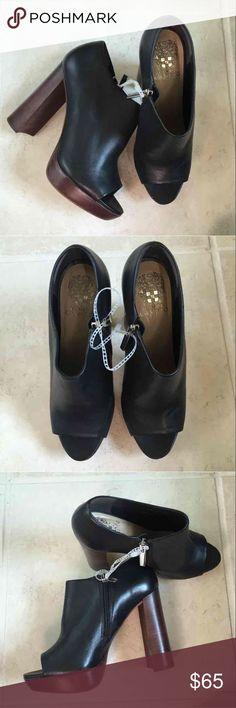 NWT Vince Camuto booties NWT Vince Camuto booties Vince Camuto Shoes Ankle Boots & Booties