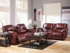 wesley sienna reclining sofa & loveseat #sofa #loveseat