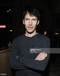 James Blunt attends the Aventine Restaurant Grand Opening on January 2013 in Hollywood, California. (Photo by Amy Graves/WireImage) Hollywood California, In Hollywood, James Blunt, Chris Cornell, Grand Opening, Photo Sessions, Amy, January, British