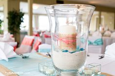 Coral Beach Wedding in Florida | BG Pictures Photography | Iza's Flowers | Special Moments | Pretty Pear Bride