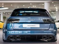 New Trucks 2019 Audi Rs6, Audi A6 Rs, Audi A6 Avant, Audi Sport, Sport Cars, Carros Audi, Audi Wagon, A3 8p, Classic Car Insurance
