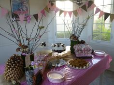 Clearwater Cottage: Whimsical Woodland Baby Shower