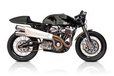 Harley Davidson Sportster mod by Deus Ex Machina - via Bike EXIF