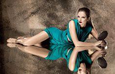 Nymphe   Model: Eniko Mihalik  Photography: Warren du Preez and Nick Thornton   Fashion editor: Franck Benhamou  Hair and makeup: Petros Petrohilos & Martin Cullen  #Numero
