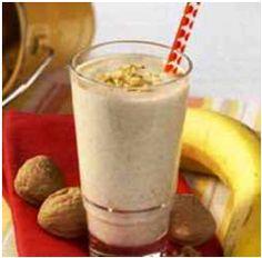 Cinnamon-Spiced Banana Walnut Smoothie Recipe - Nutribullet Recipes