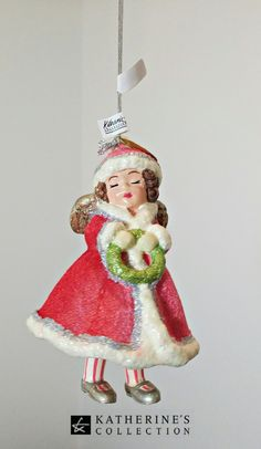 Katherine S Collection Christmas Angel Decoration Decorations Online