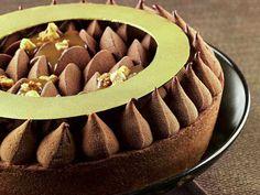 Ricetta Crostata armonia di caramello