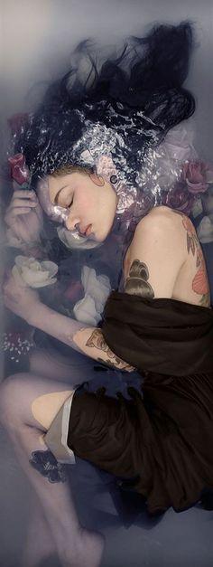 Tattoo Lust: Tattooed Dames X | Fonda LaShay // Design → more on fondalashay.com/blog