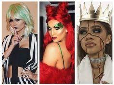 Los disfraces más cool de los famosos en Halloween