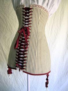 1cb6b6adb4 Bridges on the Body  titanic era corset and pattern