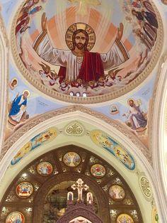 Church Interior, Church Architecture, Orthodox Icons, Egyptian, Jesus Christ, Fair Grounds, Lord, Faith, Ideas