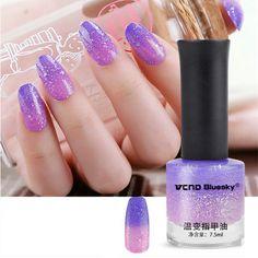 Temperature Color Changing Nail Polish #7 - BornPrettyStore.com