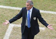 Tabárez renuncia a Comisión de FIFA por caso Suárez - RÉCORD