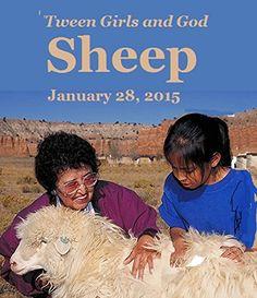 book tween girls and god sheep books
