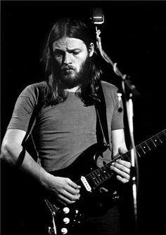Barrie Wentzell | David Gilmour