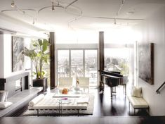 Stunning views and chic interior design at H House, San Francisco - http://www.adelto.co.uk/h-house
