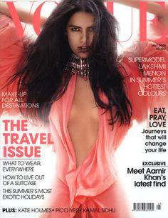 Lakshmi Menon for Vogue India May 2009