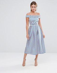 e0d85b48cdc vestidos-a-rayas-ideales-para-primavera-verano - Beauty and fashion ideas  Fashion Trends