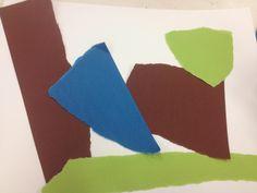 de rechte lijn die word aan gegeven met de groene balk word aangeven,en de verticalen bruine balk
