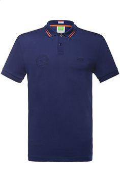 9c66d290b Golf polo shirt in cotton blend: Paule Flag Golf Polo Shirts, Sport Wear,
