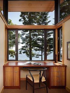 Port Ludlow Residence by Finne