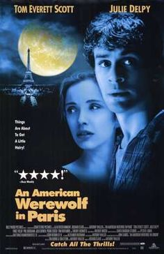 An American Werewolf in Paris. The title says it all. It is a good follow up from the original one set in London. 4 of 5