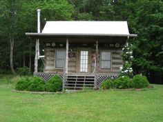 """Neat farm in East Tennessee... You can stay in a rustic cabin on the property and join them to experience """"farm-life"""" They even offer classes on canning, bee keeping, etc."""