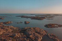 10 Best Islands To Visit in the Gothenburg Archipelago • I, Wanderlista Gothenburg Archipelago, Famous Lighthouses, Over The Bridge, Sweden Travel, Bucket List Destinations, Nature Reserve, Big Island, Beautiful Islands, Public Transport