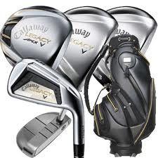 Custom Callaway golf club fitting