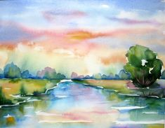 Watercolor Paintings – Know More About Them - Page 2 of 3 - Bored Art