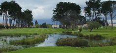 Paarl Golf Course about 30 minutes from Franschhoek