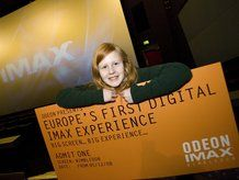 Never mind the hype, is Digital IMAX any good? | TechRadar was present at the launch of Digital IMAX in Europe, as Greenwich's Odeon cinema showed off the technology that is sweeping across the world's picture houses. Buying advice from the leading technology site