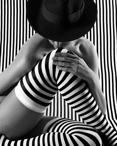 Stripes - Black and white photography. http://webneel.com/25-best-black-and-white-photography-examples-and-tips-beginners