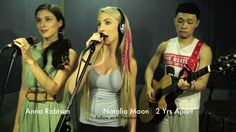 """Viral Video: Amazing Australian  and RussianGirl sing tagalog song """" BUKO """" 