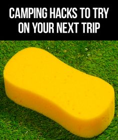 World Camping. Tips, Tricks, And Techniques For The Best Camping Experience. Camping is a great way to bond with family and friends. Yet, you may not want to try it because you think it's difficult. Camping Hacks, Camping Must Haves, Camping Supplies, Diy Camping, Beach Camping, Camping Life, Tent Camping, Camping Gear, Outdoor Camping