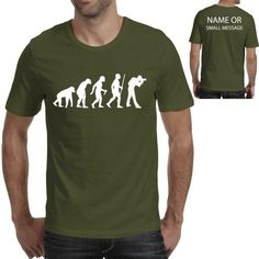 Evolution of Photographer Camera Beat Funny Printed T shirt Funny Tees, Funny Tshirts, Beer Funny, Gymnastics Funny, Volleyball Funny, Basketball Funny, Evolution T Shirt, Funny Prints, Dog Shirt