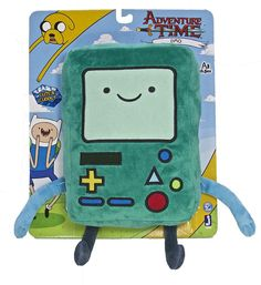 Adventure Time BMO 12-Inch Plush Toy