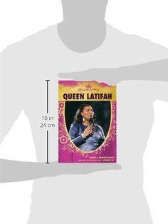 Queen Latifah (Hip-Hop Stars (Hardcover))