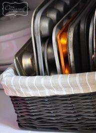 Como organizar sua cozinha em 7 passos