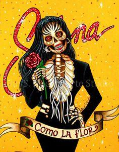 Meet your Posher, Socorro Selena Quintanilla Birthday, Selena Quintanilla Perez, La Muerte Tattoo, Los Muertos Tattoo, Selena Pictures, Mexican American, Chicano Art, My Idol, My Arts