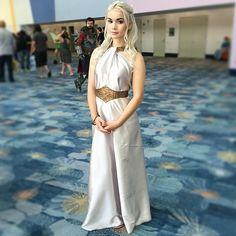 Daenerys Targaryen (Khaleesi from Game of Thrones) costume