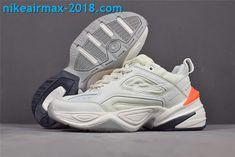 cfee00b1258 New Arrival Women s Nike M2k Tekno AO3108-003 Gray Orange Nike Women