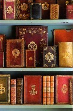 "beautyandtheharpsichord: ""Antique books """