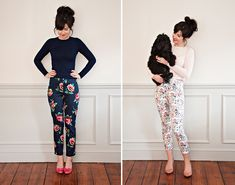 Made a few dresses but scared of attempting trousers? Then the Ultimate Trousers course is for you!