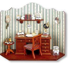Office Room Vignette