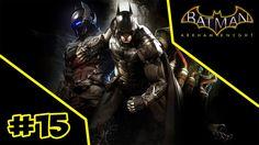 Batman Arkham Knight   GAMEPLAY ITA #15   NELLA TANA DEL PINGUINO