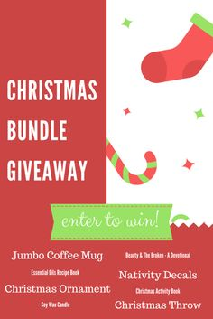 Hoping to win this awesome Christmas bundle!!!
